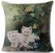 Putetrekk Hvite kattunger