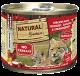 Natural Greatness Fullfor Våtfor Chicken med Yoghurt, Banana og Strawberries
