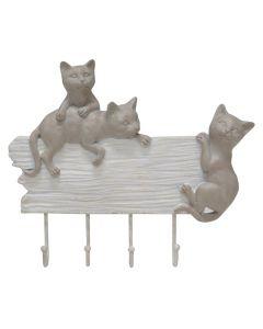 Knaggrekke katt