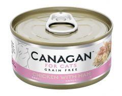 Canagan Kylling med skinke