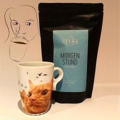 Morgenstund kaffe  og Purrfekt krus
